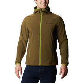 Columbia Heather Canyon Veste Homme, new olive